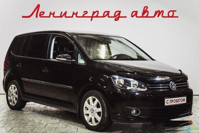Volkswagen Touran 1.4 AT, 2010, минивэн