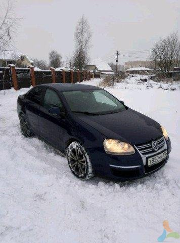 Volkswagen Jetta 1.6 AT, 2007, седан