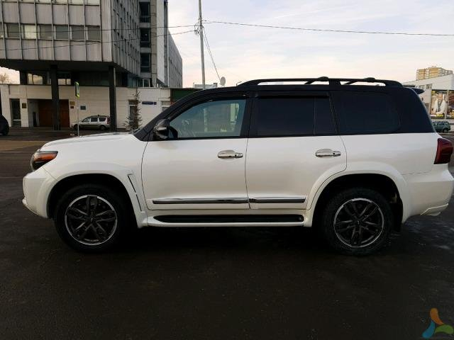 Toyota Land Cruiser 4.5 AT, 2013, внедорожник