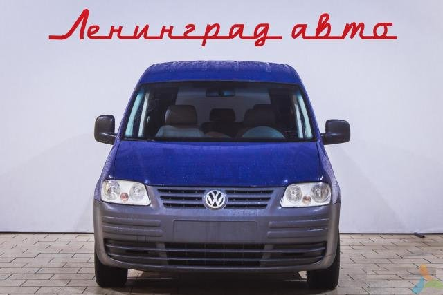Volkswagen Caddy 1.6 МТ, 2007, минивэн